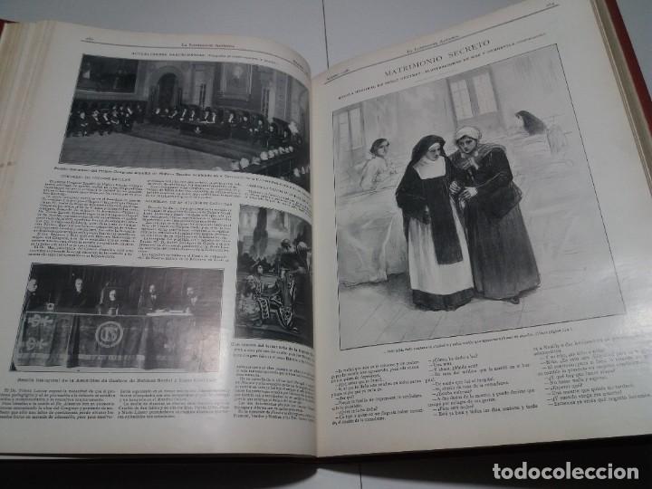 Libros antiguos: FABULOSO Y EXCEPCIONAL LIBRO ILUSTRACION ARTISTICA 110 AÑOS MONUMENTAL 40 cm - Foto 108 - 240999385