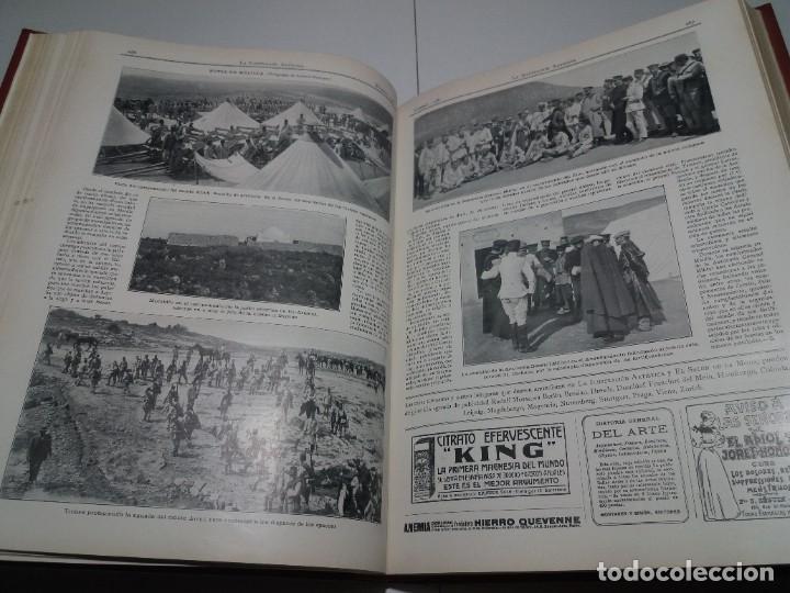 Libros antiguos: FABULOSO Y EXCEPCIONAL LIBRO ILUSTRACION ARTISTICA 110 AÑOS MONUMENTAL 40 cm - Foto 109 - 240999385