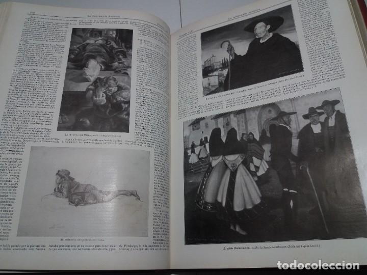 Libros antiguos: FABULOSO Y EXCEPCIONAL LIBRO ILUSTRACION ARTISTICA 110 AÑOS MONUMENTAL 40 cm - Foto 111 - 240999385