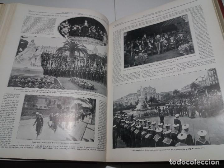 Libros antiguos: FABULOSO Y EXCEPCIONAL LIBRO ILUSTRACION ARTISTICA 110 AÑOS MONUMENTAL 40 cm - Foto 112 - 240999385