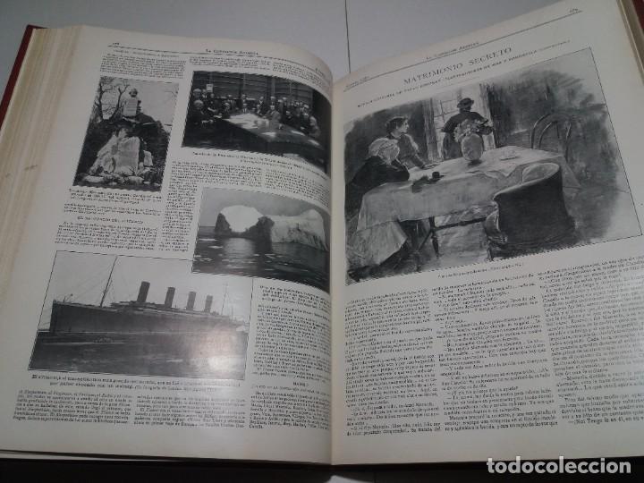 Libros antiguos: FABULOSO Y EXCEPCIONAL LIBRO ILUSTRACION ARTISTICA 110 AÑOS MONUMENTAL 40 cm - Foto 114 - 240999385