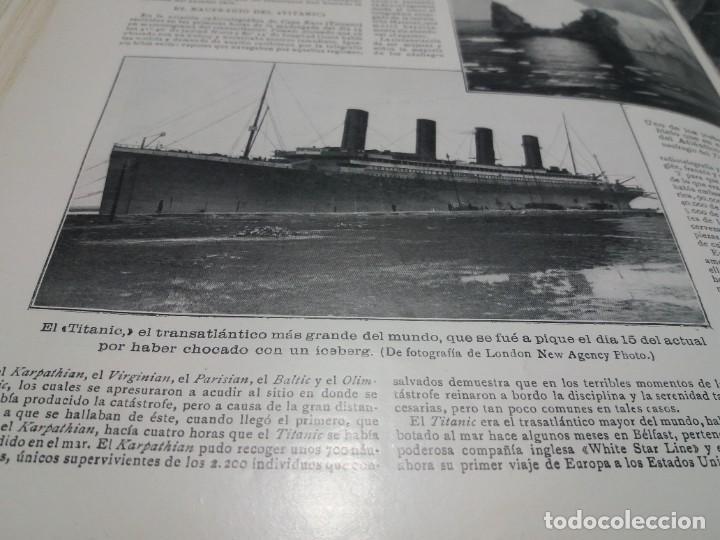 Libros antiguos: FABULOSO Y EXCEPCIONAL LIBRO ILUSTRACION ARTISTICA 110 AÑOS MONUMENTAL 40 cm - Foto 115 - 240999385