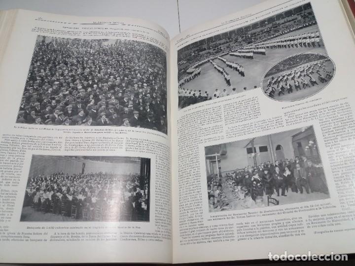 Libros antiguos: FABULOSO Y EXCEPCIONAL LIBRO ILUSTRACION ARTISTICA 110 AÑOS MONUMENTAL 40 cm - Foto 116 - 240999385