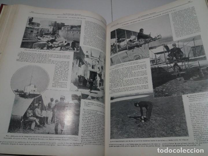 Libros antiguos: FABULOSO Y EXCEPCIONAL LIBRO ILUSTRACION ARTISTICA 110 AÑOS MONUMENTAL 40 cm - Foto 119 - 240999385