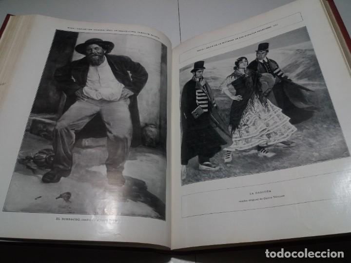 Libros antiguos: FABULOSO Y EXCEPCIONAL LIBRO ILUSTRACION ARTISTICA 110 AÑOS MONUMENTAL 40 cm - Foto 120 - 240999385