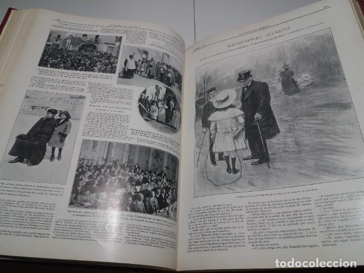 Libros antiguos: FABULOSO Y EXCEPCIONAL LIBRO ILUSTRACION ARTISTICA 110 AÑOS MONUMENTAL 40 cm - Foto 121 - 240999385