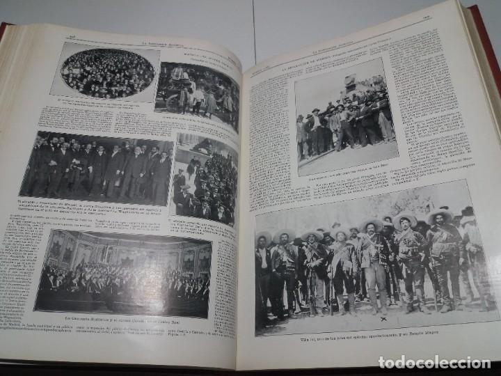 Libros antiguos: FABULOSO Y EXCEPCIONAL LIBRO ILUSTRACION ARTISTICA 110 AÑOS MONUMENTAL 40 cm - Foto 122 - 240999385