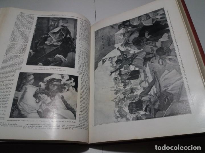 Libros antiguos: FABULOSO Y EXCEPCIONAL LIBRO ILUSTRACION ARTISTICA 110 AÑOS MONUMENTAL 40 cm - Foto 125 - 240999385