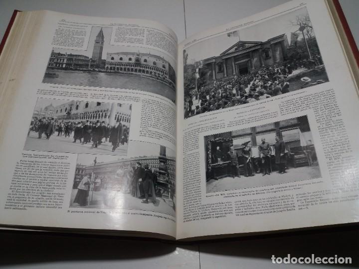 Libros antiguos: FABULOSO Y EXCEPCIONAL LIBRO ILUSTRACION ARTISTICA 110 AÑOS MONUMENTAL 40 cm - Foto 126 - 240999385