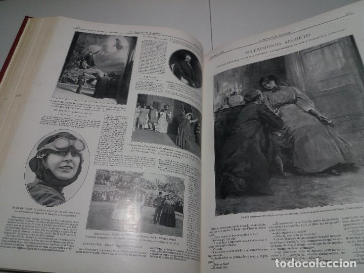 Libros antiguos: FABULOSO Y EXCEPCIONAL LIBRO ILUSTRACION ARTISTICA 110 AÑOS MONUMENTAL 40 cm - Foto 128 - 240999385