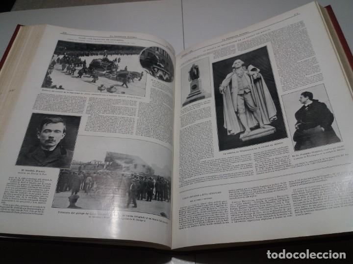 Libros antiguos: FABULOSO Y EXCEPCIONAL LIBRO ILUSTRACION ARTISTICA 110 AÑOS MONUMENTAL 40 cm - Foto 129 - 240999385