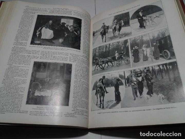 Libros antiguos: FABULOSO Y EXCEPCIONAL LIBRO ILUSTRACION ARTISTICA 110 AÑOS MONUMENTAL 40 cm - Foto 131 - 240999385