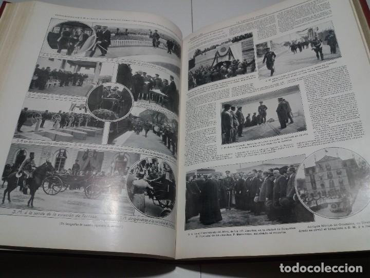 Libros antiguos: FABULOSO Y EXCEPCIONAL LIBRO ILUSTRACION ARTISTICA 110 AÑOS MONUMENTAL 40 cm - Foto 132 - 240999385