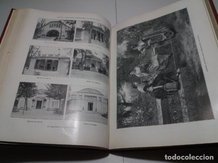 Libros antiguos: FABULOSO Y EXCEPCIONAL LIBRO ILUSTRACION ARTISTICA 110 AÑOS MONUMENTAL 40 cm - Foto 133 - 240999385