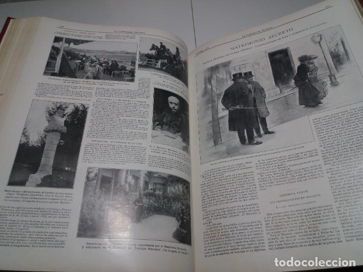 Libros antiguos: FABULOSO Y EXCEPCIONAL LIBRO ILUSTRACION ARTISTICA 110 AÑOS MONUMENTAL 40 cm - Foto 134 - 240999385