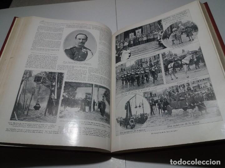 Libros antiguos: FABULOSO Y EXCEPCIONAL LIBRO ILUSTRACION ARTISTICA 110 AÑOS MONUMENTAL 40 cm - Foto 138 - 240999385