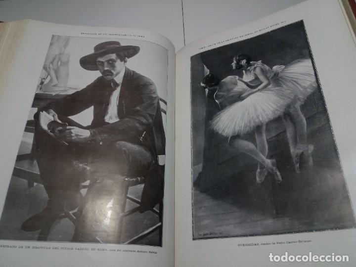 Libros antiguos: FABULOSO Y EXCEPCIONAL LIBRO ILUSTRACION ARTISTICA 110 AÑOS MONUMENTAL 40 cm - Foto 139 - 240999385