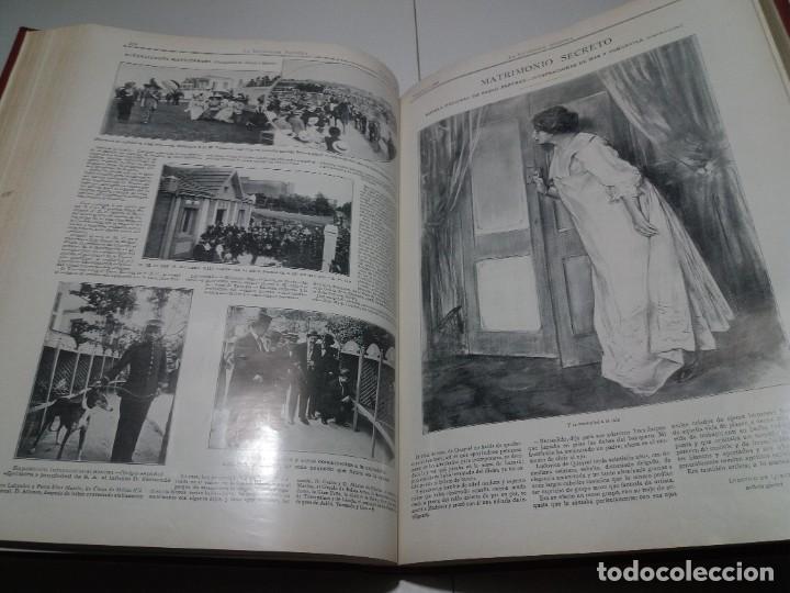 Libros antiguos: FABULOSO Y EXCEPCIONAL LIBRO ILUSTRACION ARTISTICA 110 AÑOS MONUMENTAL 40 cm - Foto 140 - 240999385