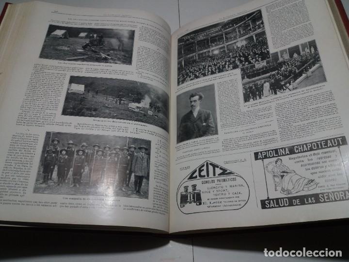 Libros antiguos: FABULOSO Y EXCEPCIONAL LIBRO ILUSTRACION ARTISTICA 110 AÑOS MONUMENTAL 40 cm - Foto 141 - 240999385