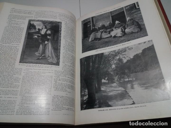 Libros antiguos: FABULOSO Y EXCEPCIONAL LIBRO ILUSTRACION ARTISTICA 110 AÑOS MONUMENTAL 40 cm - Foto 144 - 240999385