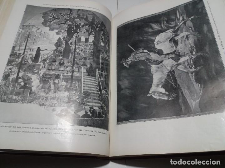 Libros antiguos: FABULOSO Y EXCEPCIONAL LIBRO ILUSTRACION ARTISTICA 110 AÑOS MONUMENTAL 40 cm - Foto 146 - 240999385