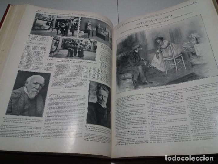 Libros antiguos: FABULOSO Y EXCEPCIONAL LIBRO ILUSTRACION ARTISTICA 110 AÑOS MONUMENTAL 40 cm - Foto 147 - 240999385