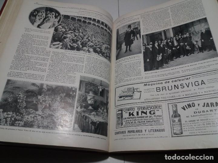Libros antiguos: FABULOSO Y EXCEPCIONAL LIBRO ILUSTRACION ARTISTICA 110 AÑOS MONUMENTAL 40 cm - Foto 148 - 240999385