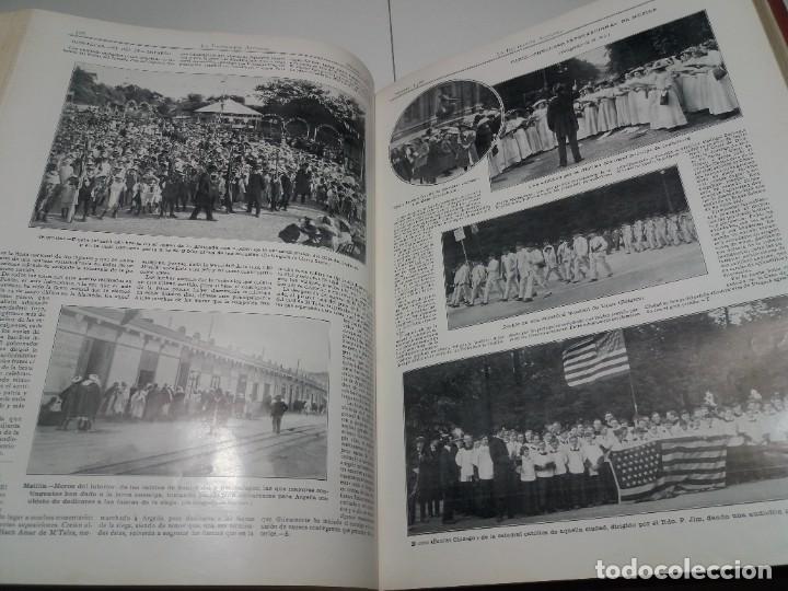 Libros antiguos: FABULOSO Y EXCEPCIONAL LIBRO ILUSTRACION ARTISTICA 110 AÑOS MONUMENTAL 40 cm - Foto 151 - 240999385