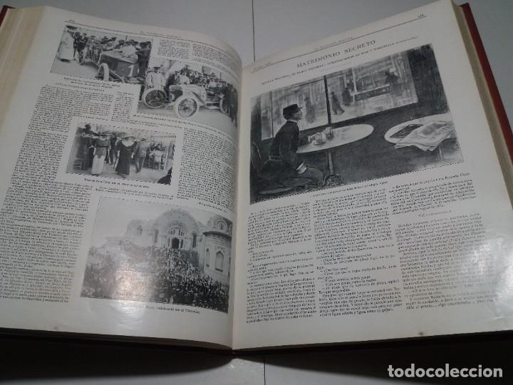Libros antiguos: FABULOSO Y EXCEPCIONAL LIBRO ILUSTRACION ARTISTICA 110 AÑOS MONUMENTAL 40 cm - Foto 153 - 240999385