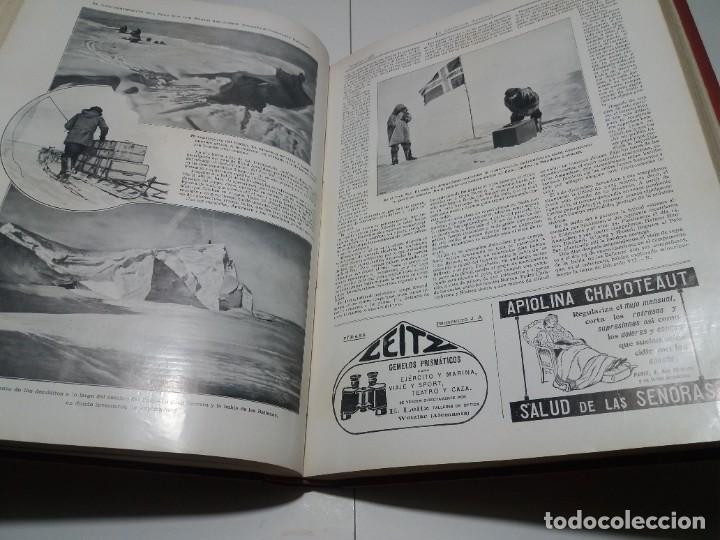 Libros antiguos: FABULOSO Y EXCEPCIONAL LIBRO ILUSTRACION ARTISTICA 110 AÑOS MONUMENTAL 40 cm - Foto 154 - 240999385
