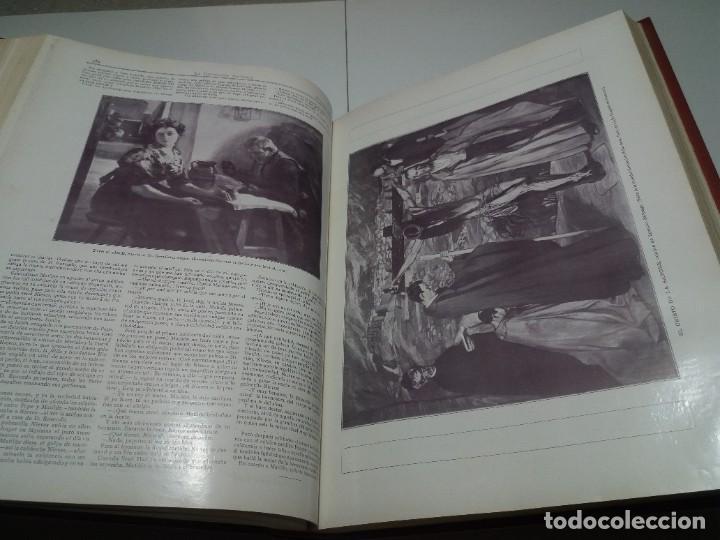 Libros antiguos: FABULOSO Y EXCEPCIONAL LIBRO ILUSTRACION ARTISTICA 110 AÑOS MONUMENTAL 40 cm - Foto 156 - 240999385
