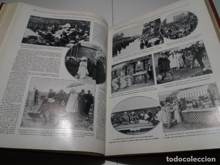 Libros antiguos: FABULOSO Y EXCEPCIONAL LIBRO ILUSTRACION ARTISTICA 110 AÑOS MONUMENTAL 40 cm - Foto 157 - 240999385