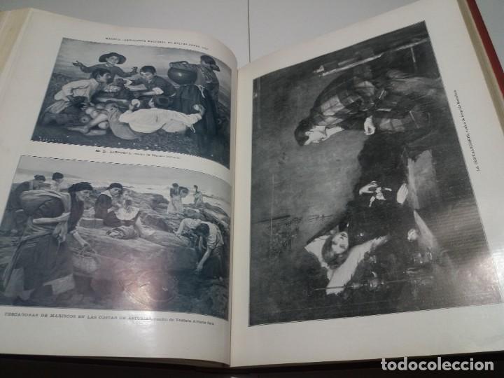 Libros antiguos: FABULOSO Y EXCEPCIONAL LIBRO ILUSTRACION ARTISTICA 110 AÑOS MONUMENTAL 40 cm - Foto 158 - 240999385