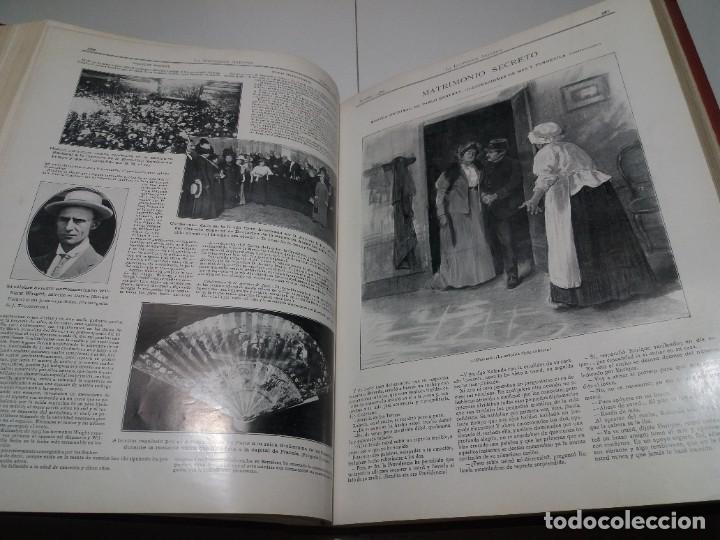Libros antiguos: FABULOSO Y EXCEPCIONAL LIBRO ILUSTRACION ARTISTICA 110 AÑOS MONUMENTAL 40 cm - Foto 159 - 240999385
