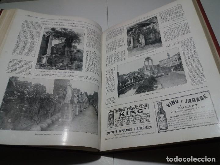 Libros antiguos: FABULOSO Y EXCEPCIONAL LIBRO ILUSTRACION ARTISTICA 110 AÑOS MONUMENTAL 40 cm - Foto 160 - 240999385