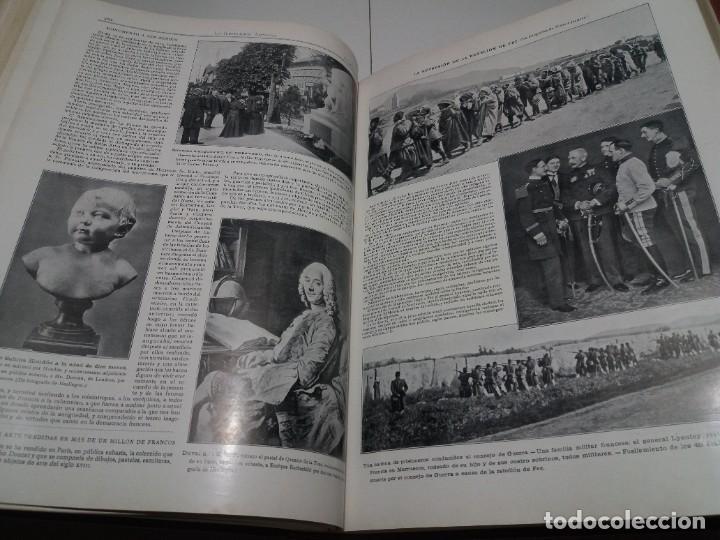 Libros antiguos: FABULOSO Y EXCEPCIONAL LIBRO ILUSTRACION ARTISTICA 110 AÑOS MONUMENTAL 40 cm - Foto 163 - 240999385