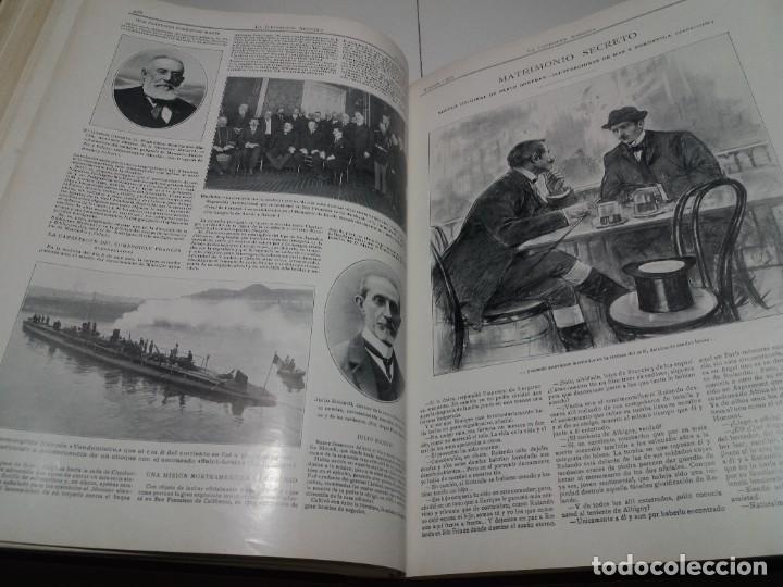 Libros antiguos: FABULOSO Y EXCEPCIONAL LIBRO ILUSTRACION ARTISTICA 110 AÑOS MONUMENTAL 40 cm - Foto 165 - 240999385