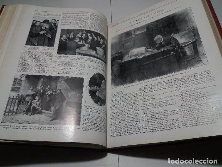 Libros antiguos: FABULOSO Y EXCEPCIONAL LIBRO ILUSTRACION ARTISTICA 110 AÑOS MONUMENTAL 40 cm - Foto 169 - 240999385