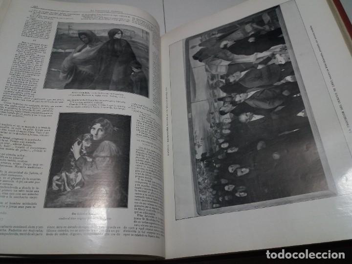 Libros antiguos: FABULOSO Y EXCEPCIONAL LIBRO ILUSTRACION ARTISTICA 110 AÑOS MONUMENTAL 40 cm - Foto 171 - 240999385