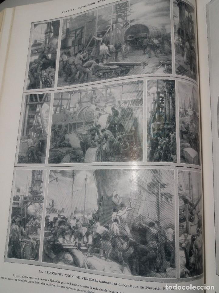 Libros antiguos: FABULOSO Y EXCEPCIONAL LIBRO ILUSTRACION ARTISTICA 110 AÑOS MONUMENTAL 40 cm - Foto 172 - 240999385
