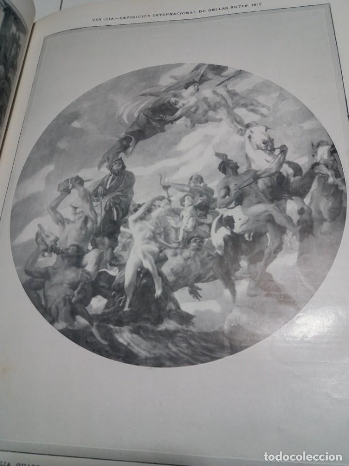 Libros antiguos: FABULOSO Y EXCEPCIONAL LIBRO ILUSTRACION ARTISTICA 110 AÑOS MONUMENTAL 40 cm - Foto 173 - 240999385