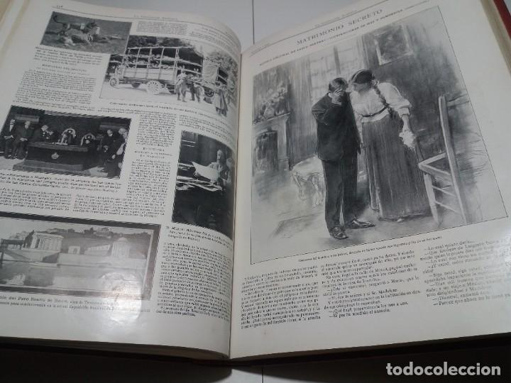 Libros antiguos: FABULOSO Y EXCEPCIONAL LIBRO ILUSTRACION ARTISTICA 110 AÑOS MONUMENTAL 40 cm - Foto 174 - 240999385