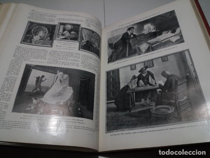 Libros antiguos: FABULOSO Y EXCEPCIONAL LIBRO ILUSTRACION ARTISTICA 110 AÑOS MONUMENTAL 40 cm - Foto 177 - 240999385