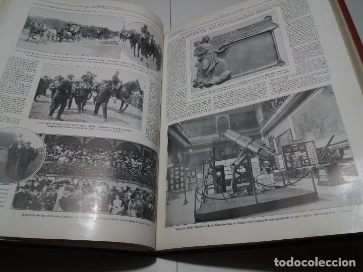 Libros antiguos: FABULOSO Y EXCEPCIONAL LIBRO ILUSTRACION ARTISTICA 110 AÑOS MONUMENTAL 40 cm - Foto 178 - 240999385