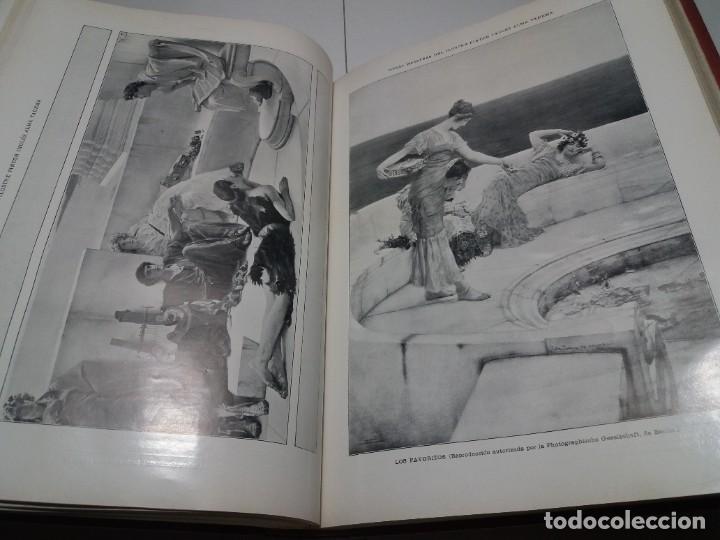 Libros antiguos: FABULOSO Y EXCEPCIONAL LIBRO ILUSTRACION ARTISTICA 110 AÑOS MONUMENTAL 40 cm - Foto 179 - 240999385