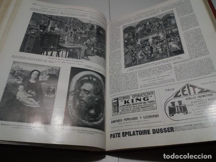 Libros antiguos: FABULOSO Y EXCEPCIONAL LIBRO ILUSTRACION ARTISTICA 110 AÑOS MONUMENTAL 40 cm - Foto 180 - 240999385