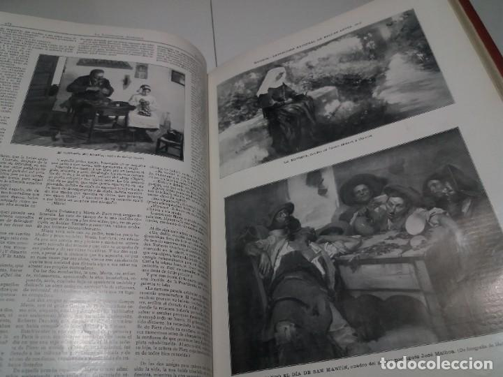 Libros antiguos: FABULOSO Y EXCEPCIONAL LIBRO ILUSTRACION ARTISTICA 110 AÑOS MONUMENTAL 40 cm - Foto 184 - 240999385
