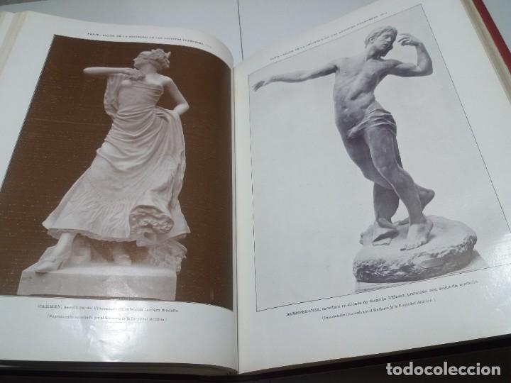 Libros antiguos: FABULOSO Y EXCEPCIONAL LIBRO ILUSTRACION ARTISTICA 110 AÑOS MONUMENTAL 40 cm - Foto 185 - 240999385