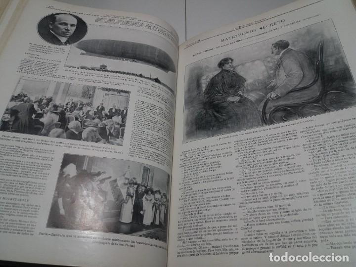 Libros antiguos: FABULOSO Y EXCEPCIONAL LIBRO ILUSTRACION ARTISTICA 110 AÑOS MONUMENTAL 40 cm - Foto 186 - 240999385