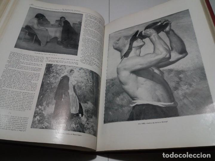Libros antiguos: FABULOSO Y EXCEPCIONAL LIBRO ILUSTRACION ARTISTICA 110 AÑOS MONUMENTAL 40 cm - Foto 188 - 240999385